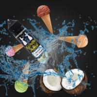 Kendo Vape Juice Coconut Ice Cream- Best Vape Juice Flavours, Eliquid Vape & Kendo Vape EJuice