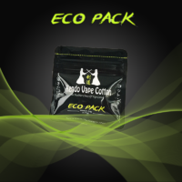 Vape Cotton Eco Pack - Japanese Vape Cotton, Best Vape Cotton, Organic Vape Cotton, Kendo Vape Cotton, Best Organic Vape Cotton for Vape, Vape Wire & Vape Wicks, Vape Juice